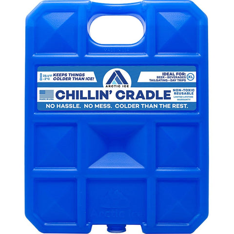 Arctic Ice Chillin' Cradle End Cap
