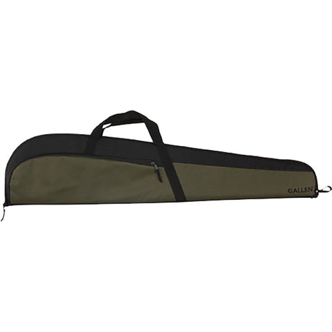 Allen Powell Shotgun Case Black-green 52 In.