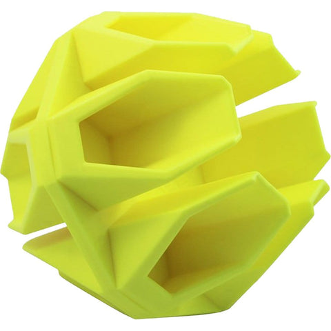 Birchwood Casey Ground Strike Hex Target Ball Bouncing