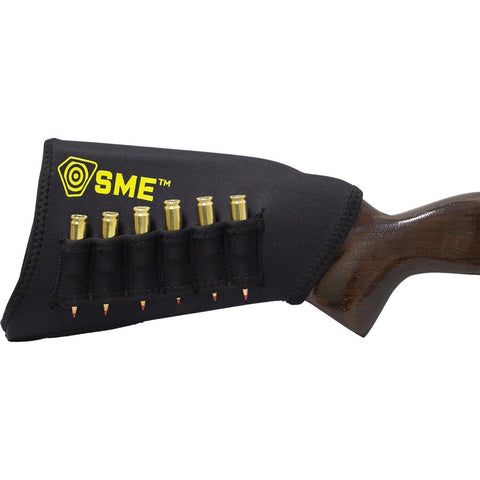 Sme Rifle Stock Riser W- Shell Holder