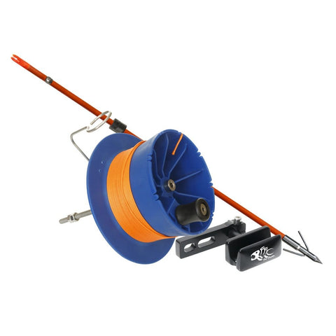 Fin Finder Bowfishing Package W- Sidewinder Reel Rh-lh