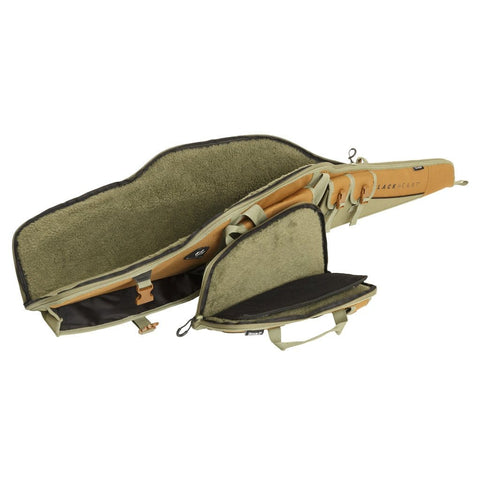 Blackheart Vital Case Combo 48in. Scoped Rifle Case W- Vital 14in. Pistol Rug