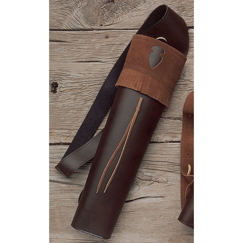 Neet Medium Economy Back Quiver Brown Rh