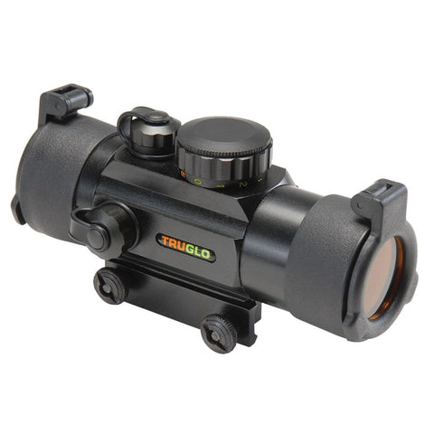 Truglo Traditional Red Dot Scope 30 Mm 1 Dot
