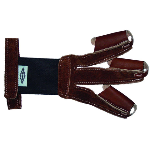 Neet Fg-2l Shooting Glove Leather Tips X-large