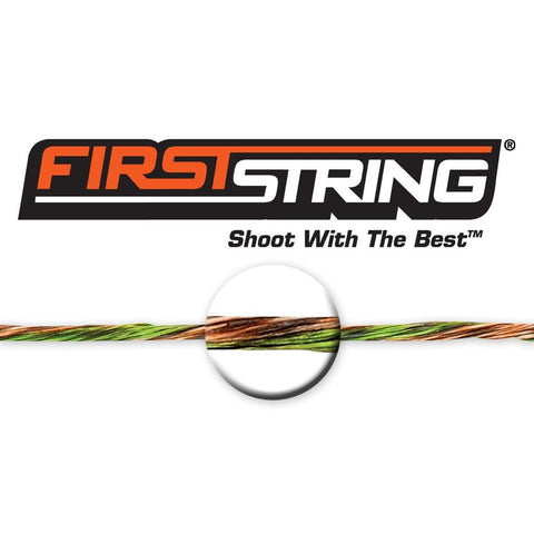 Firststring Premium String Kit Green-brown Mathews Outback