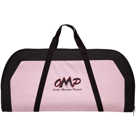 October Mountain Bow Case Pink 36 In.