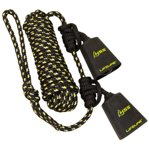 Hunter Safety System Lifeline System Two-man Set