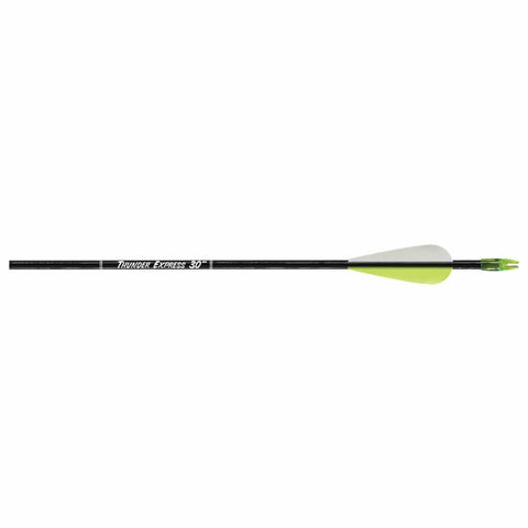 Carbon Express Thunder Express Arrows Black 30 In. 72 Pk.