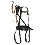Muddy Safeguard Harness Black Youth