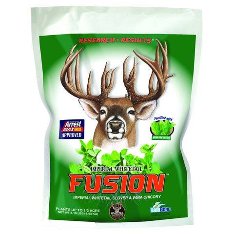 Whitetail Institute Fusion Seed 3.15 Lb.