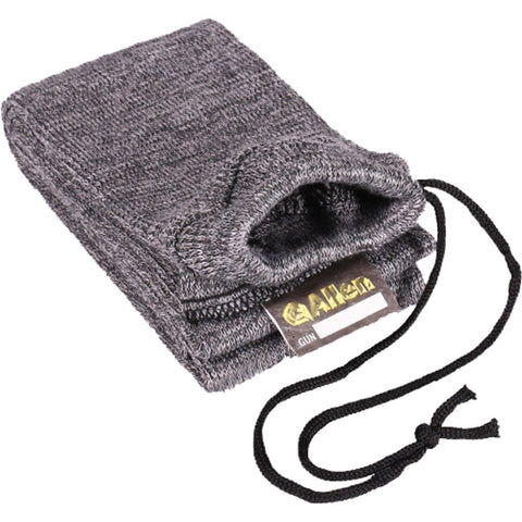Allen Knit Gun Sock Gray 52 In.
