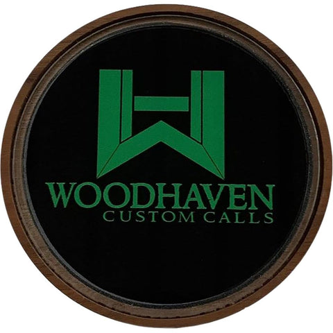 Woodhaven Legend Turkey Call Glass
