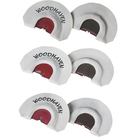 Woodhaven The Red Zone Turkey Call 3 Pk.