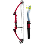 Genesis Bow Set Red Rh