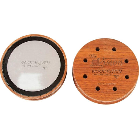 Woodhaven Vision Turkey Call Aluminum