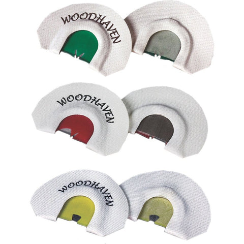 Woodhaven Small Frame Turkey Call 3 Pk.