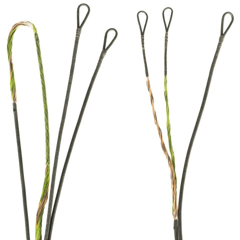 Firststring Premium String Kit Green-brown Pse 2012-2013 Bow Madness 3g