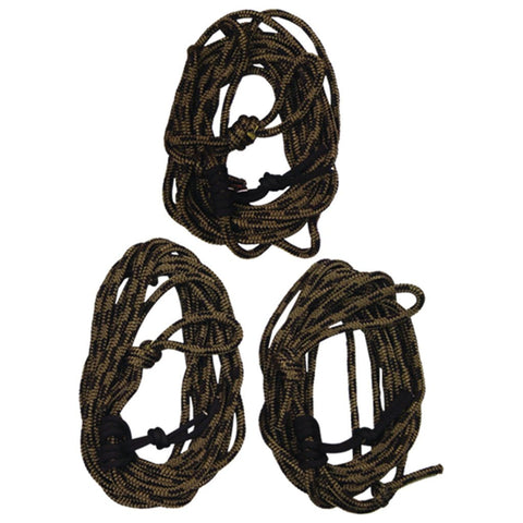 Summit Safety Line W-dual Prussic Knots 30 Ft. 3 Pk.