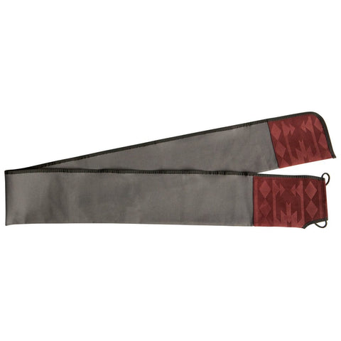 Neet T-rc-b Recurve Bow Case Grey-burgandy 66 In.
