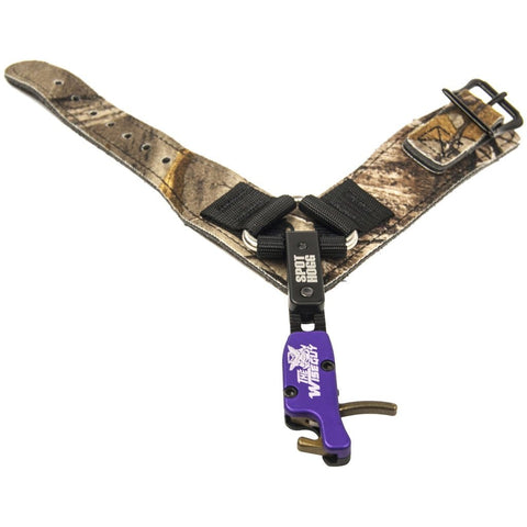 Spot Hogg Wise Guy Release Realtree Strap