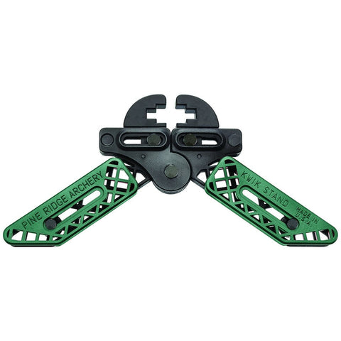 Pine Ridge Kwik Stand Bow Support Forest Green-black
