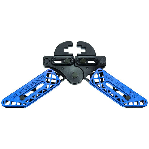 Pine Ridge Kwik Stand Bow Support Blue-black