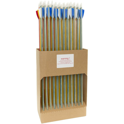 No Frontiers Youth Cedar Arrows 26 In. 72 Pk.