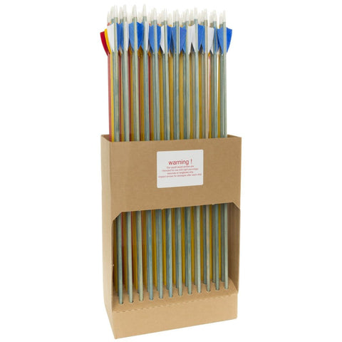 No Frontiers Youth Cedar Arrows 28 In. 72 Pk.