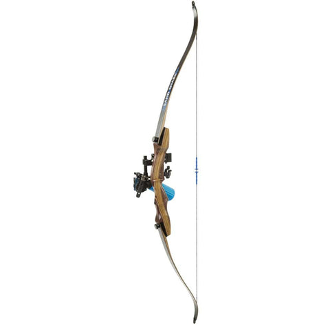 Fin Finder Sand Shark Recurve Package W-winch Pro Bowfishing Reel 62 In. 35 Lbs. Rh