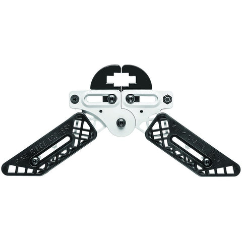 Pine Ridge Kwik Stand Bow Support White-black