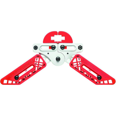 Pine Ridge Kwik Stand Bow Support White-red