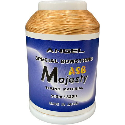 Angel Majesty Asb String Material Beige 250m