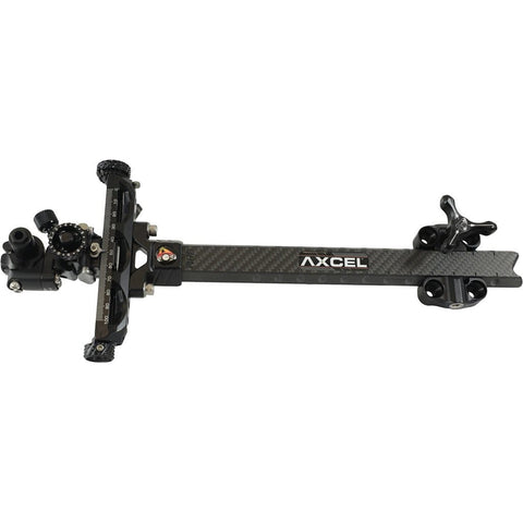Axcel Achieve Xp Compound Sight Black 9 In. Lh