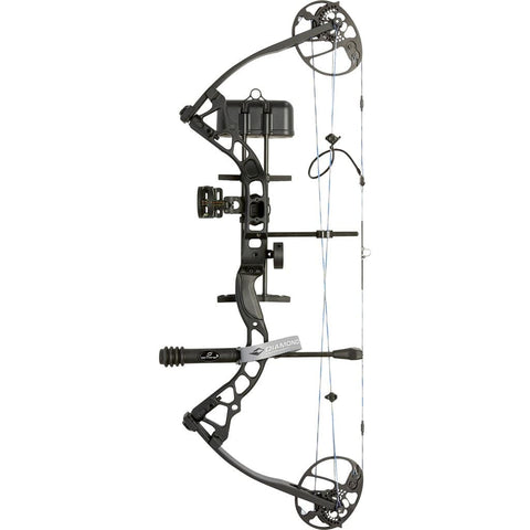 Diamond Infinite Edge Pro Bow Package Black 13-31 In. 70 Lbs. Lh