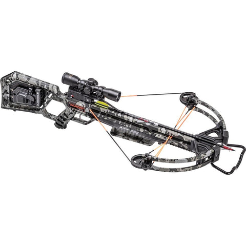 Wicked Ridge Invader 400 Crossbow Package Acudraw 50
