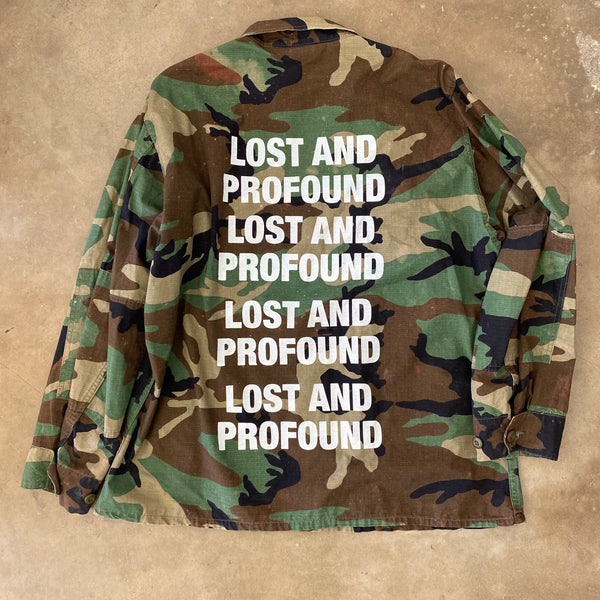 MIXED FEELINGS iron on patch