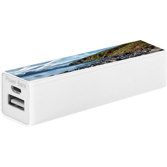 Power Bank - Own Photo Upload Option