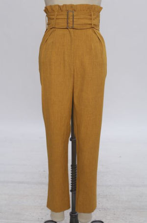 Highwaist Pant with Belt