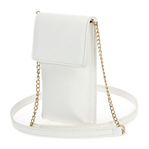 Flapover Cellphone Crossbody