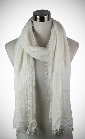 FEATHER WEIGHT SCARF