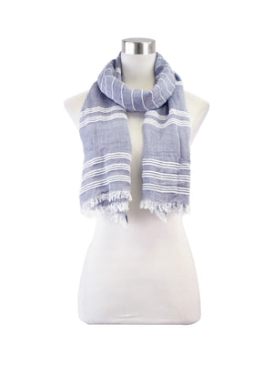 SAILING LINE SCARF