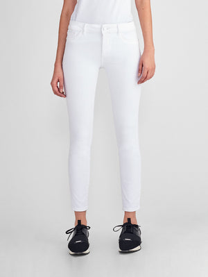 Margaux Mid-Rise Ankle Skinny Jeans