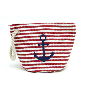 Anchors Away Wristlet