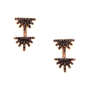 Dripping Diamonds Earrings