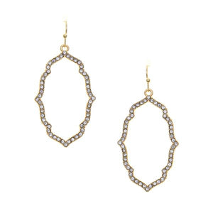 Marakesh Diamond Earrings