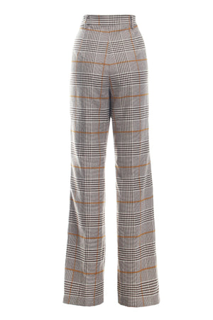Shelly Plaid Trouser
