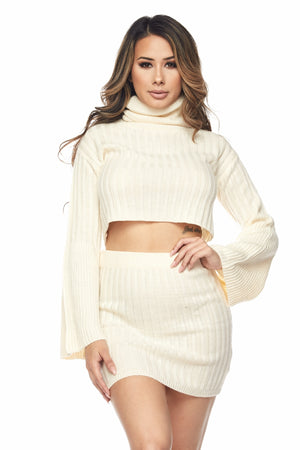 Cozy Crop Sweater