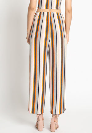Striped Knit Lounge Pant
