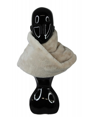 Faux Fur Cozy Snood